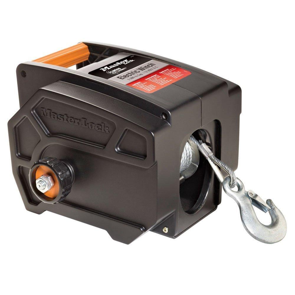 61Gfq8Q7shS._SL1000_ winches amazon com Portable Electric Winch 110V at bayanpartner.co