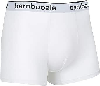 Men's Underwear - Bamboo Fabric Trunks - Boxer Briefs - Undies