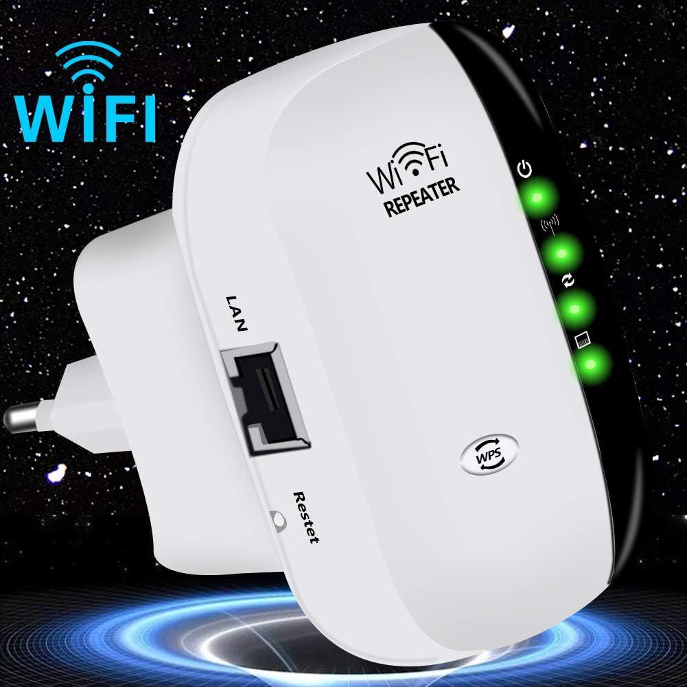 Raholy Wireless Wlan Repeater Mini Wlan Verstärker Computer Zubehör