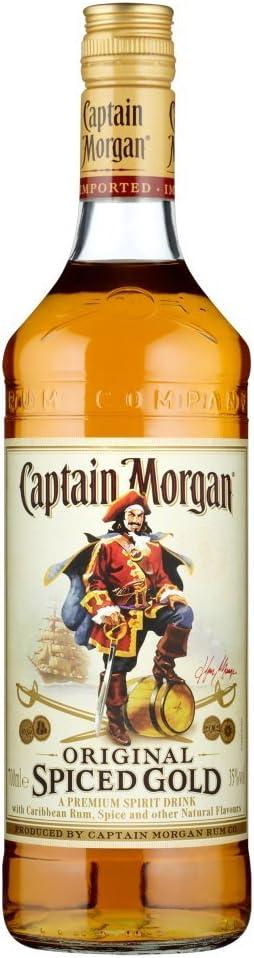Capitan Morgan Ron - 700 ml: Amazon.es: Alimentación y bebidas