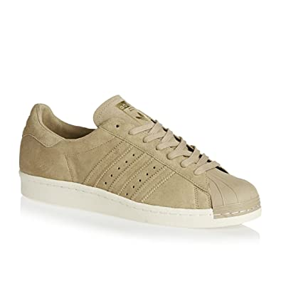 adidas Superstar 80s chaussures 5,5 khaki/gold