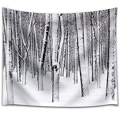 Trees Covered in Snow, Original Creation, Gorgeous Craft