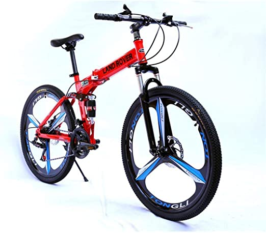 NZ-Childrens bicycles Bicicleta de montaña Foiding, con Bastidor ...