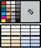 3in1 Photo Reference Tool Gray Card Target White Balance Exposure Temperature Color Calibration Chart Perfect for Photography & Video Test to Calibrate Canon Nikon Sony Olympus FujiFilm Camera Photo