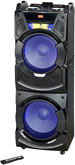 Bluetooth Wireless Edison Party System 412