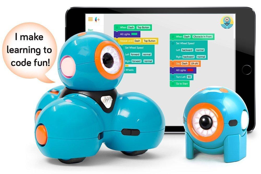 Wonder Workshop – Dot and Dash Robot Wonder Pack for Kids 6+ – Ultimate STEM Learning Bundle – Learn Block-Based Coding – Award-Winning Digital Learning – Hours of Challenges by Wonder Workshop (Image #2)