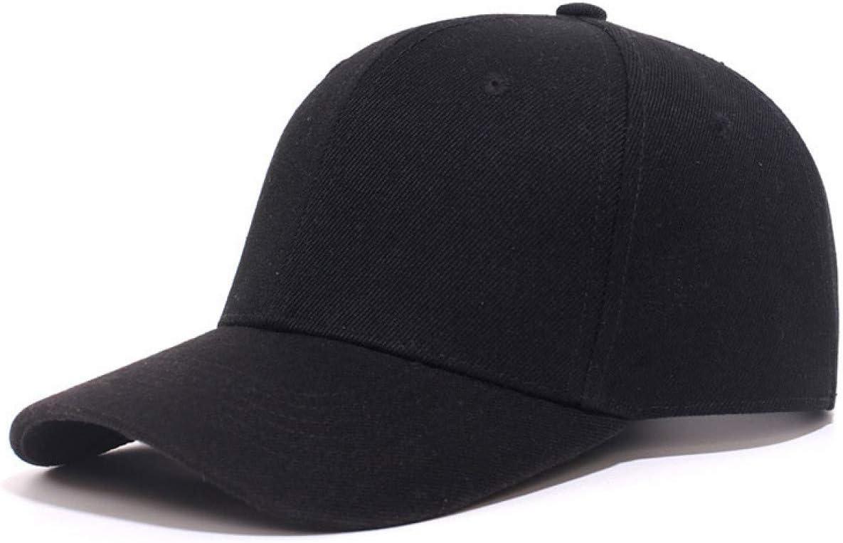 GSFD&DFGW Mujeres Hombres Gorras de béisbol Lisas básicas Sombrero ...