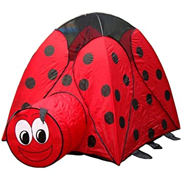 PIGLOOu0026trade; Ladybug Pop-Up Tent House u0026 Tunnel Playset for Kids Ages ...  sc 1 st  Amazon India & Buy PIGLOO™ Ladybug Pop-Up Tent House u0026 Tunnel Playset for Kids ...