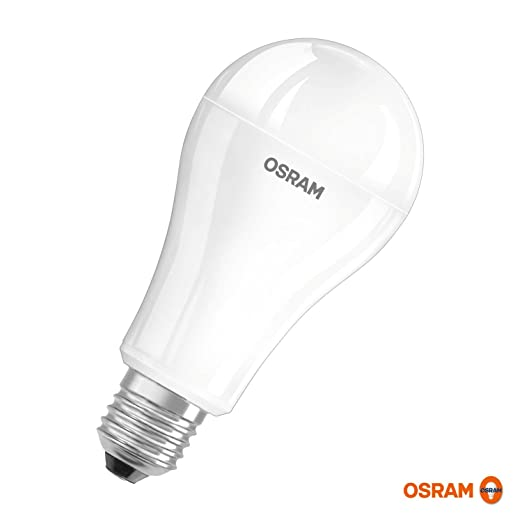 Osram Star Classic A Lámpara LED E27, 17 W, Color blanco