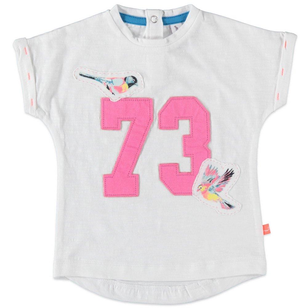 Babyface M/ädchen T-Shirt Applikation weiss 7108630