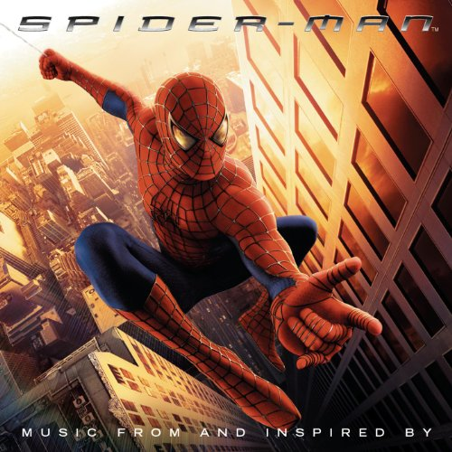 Spider Man - Music From And Inspired By [Clean]