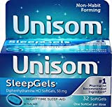 Unisom Sleepgels, 32 caps by Unisom