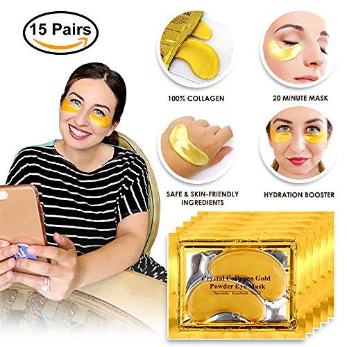 Best Collagen Eye Mask - 1