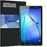 Huawei MediaPad T3 7.0 WiFi Pellicola Vetro Temperato, TopACE Vetro Temperato Pellicola Protettiva Protezione Protettore Glass Screen Protector per Huawei Mediapad T3 Tablet WiFi