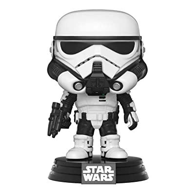Funko Pop Star Wars Solo, Imperial Patrol Trooper Summer Convention Exclusive Collecitble Figure, Multicolor: Toys & Games
