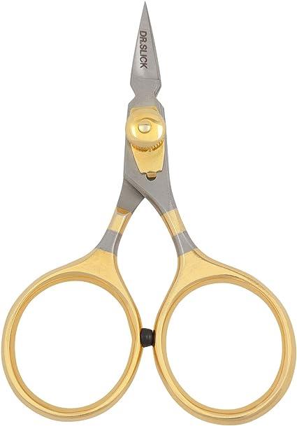 "Fly Tying Arrow Point Craft Sewing Scissors 3.5/"" NEW! DR SLICK ARROW SCISSORS"