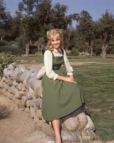 Hayley Mills 16x20 Poster rare color on set Whistle Down The Wind