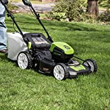 Greenworks PRO 21-Inch 80V Self-Propelled