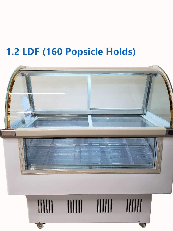 Popsicle Freezer Display - 1.2LDF