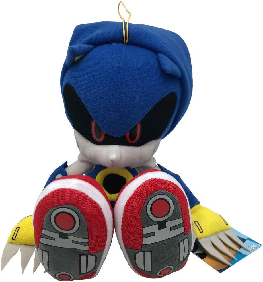 Great Eastern GE-52523 Sonic The Hedgehog 11 Metal Sonic Stuffed Plush
