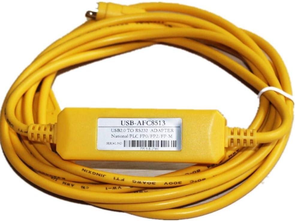 USB-AFP8513 Programming Cable for Nais FP0//FP2//FP-M PLC USB-FP0