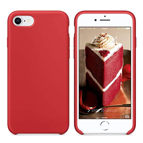 silicone apple iphone 8 case
