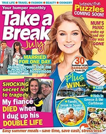 Amazon com: Take a Break Bumper Monthly: Kindle Store