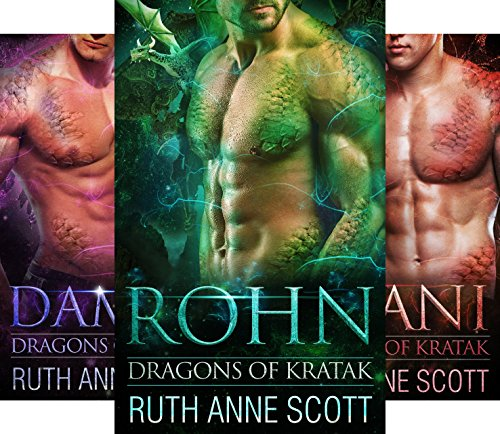Dragons of Kratak (5 Book Series)