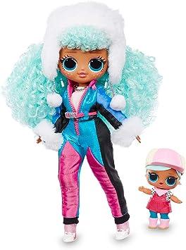 Oferta amazon: Giochi Preziosi - L.O.L Surprise OMG Fashion Dolls Winter Chill - Icy Girl