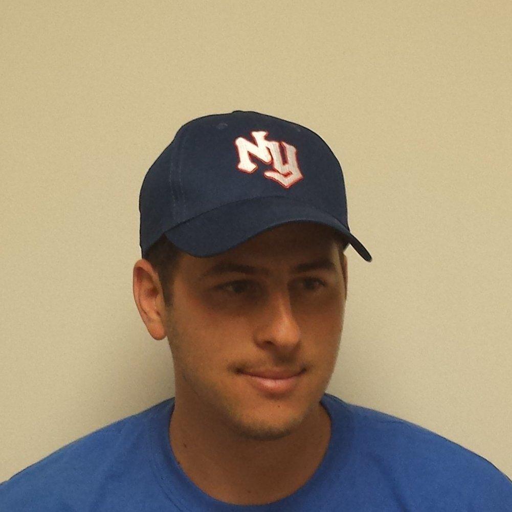 32eeaea22ce Amazon.com  Roy Hobbs New York Knights Baseball Cap  Clothing