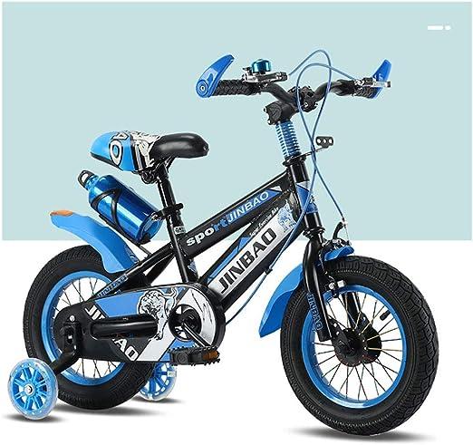 Bicicleta para niños Bicicleta de ruedas de 20 pulgadas Estructura ...