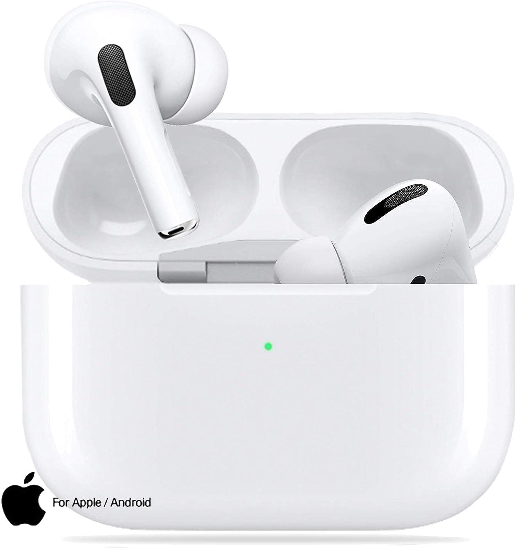 Auriculares Bluetooth Inalámbrico, Auriculares Bluetooth 5.0 con Micrófonos Auriculares Deportivos Cascos Bluetooth inalambricos In Ear con Caja de Carga, para Android/iPhone/Apple Airpods Pro