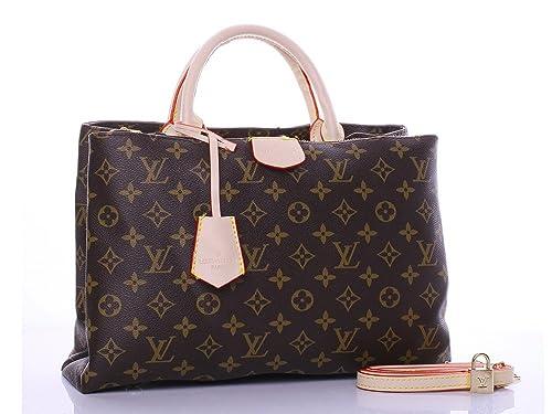 df471d656e33 louis vuitton Niryat LUXURY Designer Handbags Women's Handbag, Brown  (HB0009): Amazon.in: Shoes & Handbags