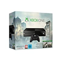 Console Xbox One + Assassin's Creed: Unity + Assassin's Creed IV : Black Flag