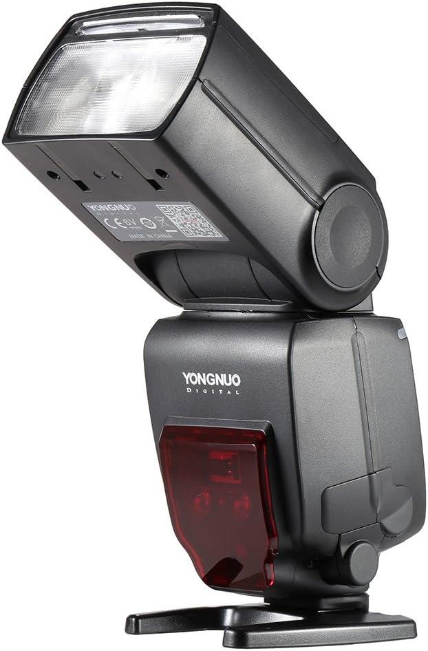 جهاز إرسال لاسلكي YN660 GN66 2.4G Master Slave Speedlite فلاش لكاميرا نيكون كانون بينتاكس دي اس ال ار متوافقة مع YN560-TX/RF-603/RF-602/RF 603II/YN560 IV/YN560 III/RF605