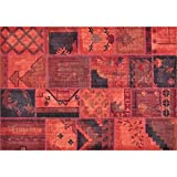 "Loloi Rugs Beymen Rug, Red, 7' 10"" x 11'"