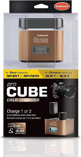 Hähnel Procube Doppel Ladegerät Für Olympus Bls 5 Bln 1 Kamera