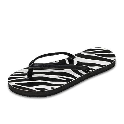 3c1fdfa4efbccf Btrada Women s Thong Flip Flops Beach Slippers Non-Slip Flats Sandals  Summer Shoes PU Material
