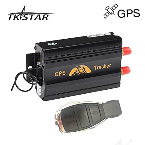 GPS Tracker TKSTAR Vehicle Tracker Car Motorcycle Truck Real Time GPS Tracking Theft Protection System GPS GPRS GSM GPS Tracker Free App TK103B GPS Locator with Remote Control
