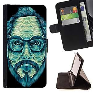 Dragon Case - FOR LG Nexus 5 D820 D821 - Forget forgot forgotten - Caja de la carpeta del caso en folio de cuero del tir¨®n de la cubierta protectora Shell