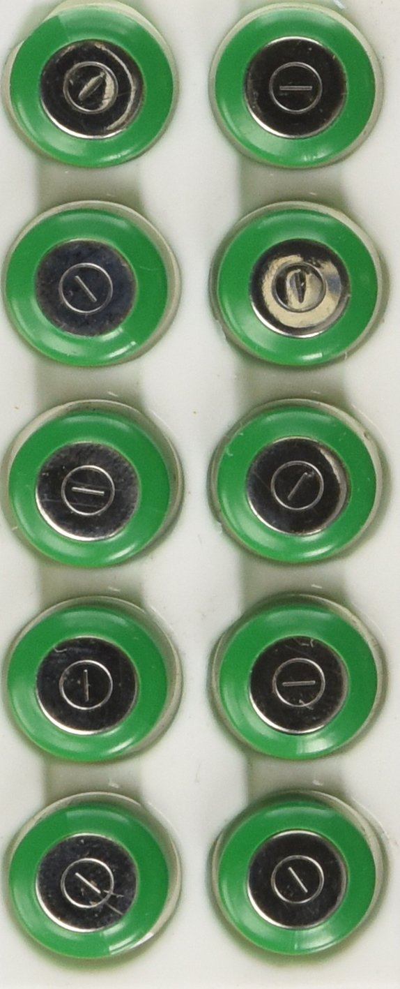 CR1/3N 2L76BP 3V Lithium Button Cell Battery 10 pack
