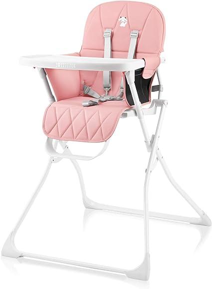 chaise haute bebe compacte reglable et pliable chaise haute pour bebe enfant a tablette amovible sans bpa chaise bebe design coussin bebe confort