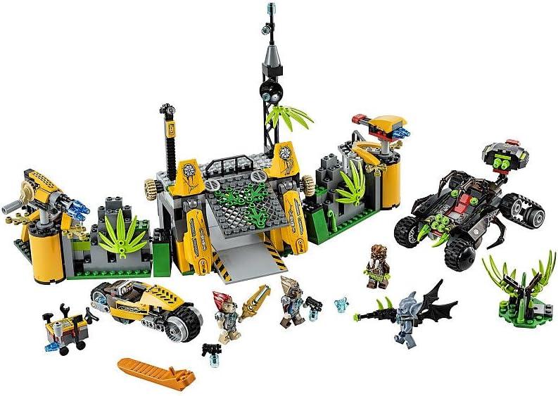 LEGO Chima Lavertus' Outland Base (70134)