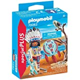 PM Playmobil Native American Chief