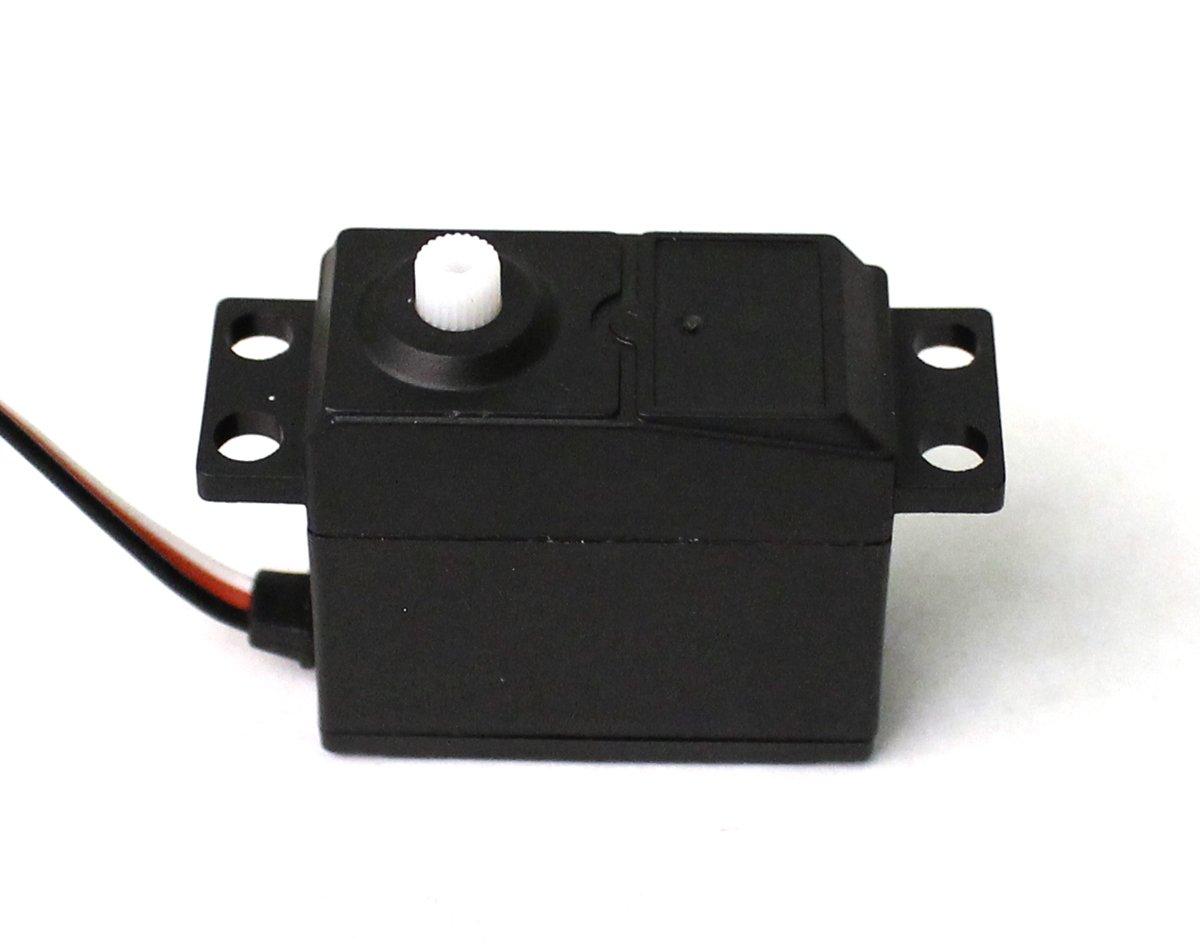 Rage RC B1328 Waterproof 40g Servo Eclipse Replacement Parts