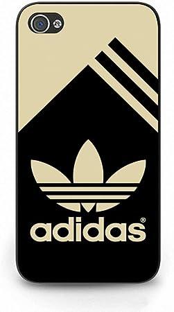alto sueño A merced de  Nuevo iphone 4 funda protectora, funda para iphone 4, famosa marca logotipo  de Adidas funda: Amazon.es: Electrónica