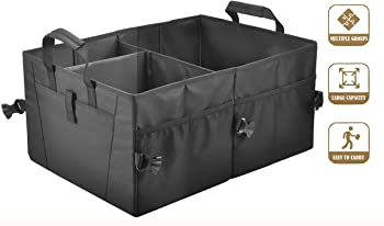Amor Family Car Trunk Tools Or Truck Storage Organizer