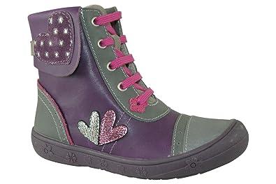 Lea Lelo, Bottes pour Fille - violet - violet, 27 EU (enfants)