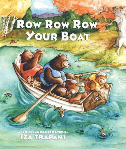 row row row your boat book
