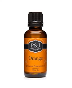 P&J Trading Orange Premium Grade Fragrance Oil - Perfume Oil - 1oz/30ml